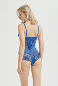 Transparent Teddy femmes Lingerie Sexy