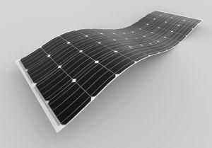 ! ! ! TUV aprovado! ! ! 245W de painel solar! ! ! Flexíveis! ! !