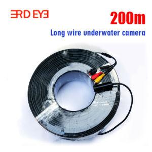 2017 Nieuw! Fabriek op Verkoop 8PCS LED/IR 200m de Lange Camera van de Inspectie van de Pijp van de Buis van het Riool van de Draad