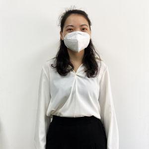 Ethylene oxide stérilisés respirateur Masque FFP3