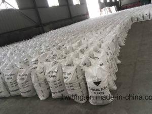 De Vlokken van de Bijtende Soda van de Zuiverheid van 99% voor de Fabriek van het Document