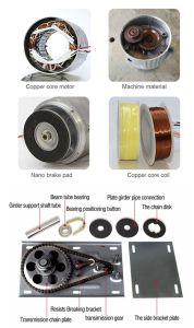 Los motores de obturador rodillo DC / DC rolling shutter Motors