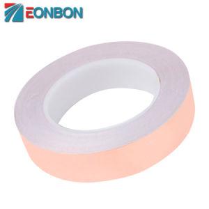 電子工学修理およびステンドグラスの作成のためのテープを保護する銅ホイルテープ