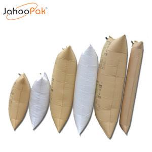 Le bois de fardage sac d'air cargo pour le remplissage de vide dans des conteneurs