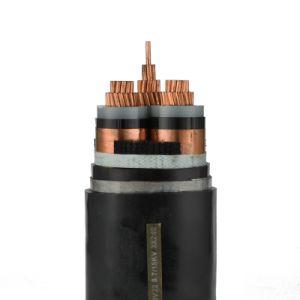 Cavo isolato XLPE/PVC di alluminio del rame di Brc/del collegare del conduttore di SWA di corrente elettrica