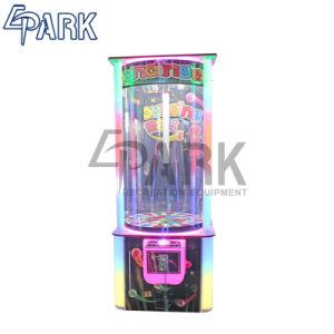 El mejor de los ingresos de la Redención juego pelota botando el dispensador de monedas de la máquina La máquina Arcade