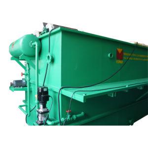 Equipamentos de tratamento de águas residuais de flutuação de ar dissolvido para águas residuais de processamento de alimentos