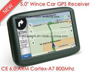 Venda de fábrica exclusivo 5.0 Carro elevador Marine navegação por GPS com Bluetooth mãos livres AV-in para câmara de Estacionamento Dash, ISDB-T TV, função de host USB TMC