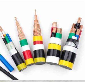 Cavo elettrico del collegare di rame del cavo elettrico del PVC del cavo elettrico di AC/DC 220V XLPE
