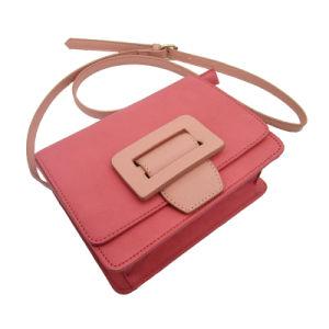 甘いカラー女性のクラッチ・バッグ普及した学生のショルダー・バッグのHotsale PU Crossbody袋