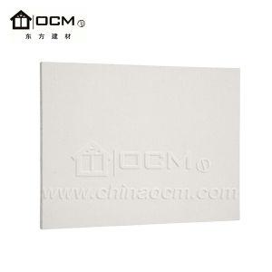 Qualité Premium laminé PVC les carreaux de plafond acoustique ignifuge
