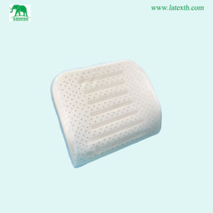 100 % latex naturel fauteuil de massage coussin arrière