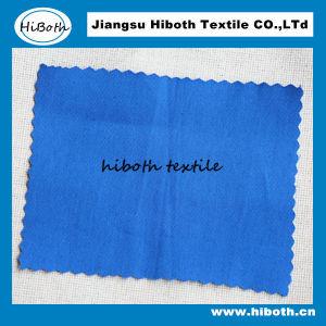 65%Polyester 35%Cotton는 면 획일한 회색 포플린 폴리에스테 직물을 한탄한다