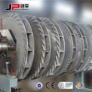 Вентилятор и балансировки ротора машины