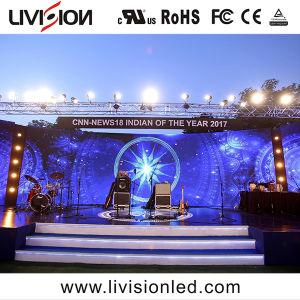 高品質のコンサートのための屋外のレンタルフルカラーのLED表示スクリーンP3.9/4.8 LEDのパネル・ディスプレイ