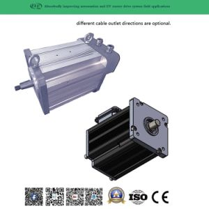 Kundenspezifischer Funtions erhältlicher Dauermagnetmotor 10kw 3000rpm 72V