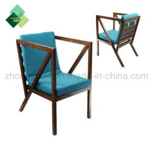 ماليزيا [تك] خشبيّة وسادة وقت فراغ خارجيّة كرسي تثبيت أثاث لازم الصين صاحب مصنع لأنّ حديقة فندق فناء شاطئ ردهة