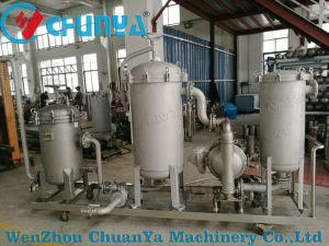 Sac personnalisé en acier inoxydable industrielle boîtier de filtre avec pompe à vide
