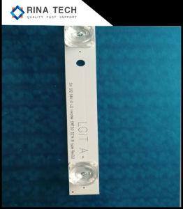Para 32 Polegadas LG 6 lente quadrada tiras de retroiluminação LED UM TIPO