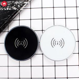 Merryking Pad de carga inalámbrica Qi Universal cargador de teléfono móvil para Android iPhone Samsung