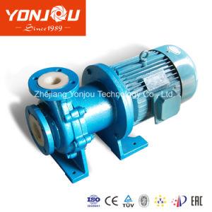 Cqb-F Fluor-magnetische Plastikpumpe
