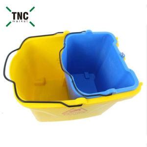 최신 판매 플라스틱은 바퀴를 가진 트롤리를 Buckets