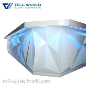 De Teller van de Staaf van het Ontwerp van de communicatie Diamant van het Meubilair