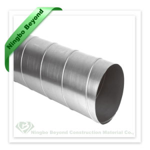 HVACのダクティングのための螺線形ダクト