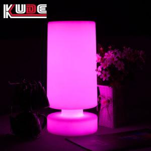赤ん坊夜ライト白熱LEDピンクの卓上スタンドのベッドランプ