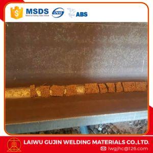 Verbruiksgoederen van het Booglassen van het Vloeistaal F6az-EL12 van Aws A5.17 de Economische Sub(SJ301)