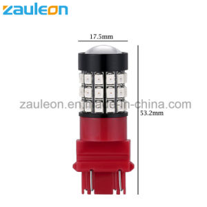 Coche de la luz trasera LED 3157 P27/7W 3156 P27W LED luz trasera de la luz de freno automático