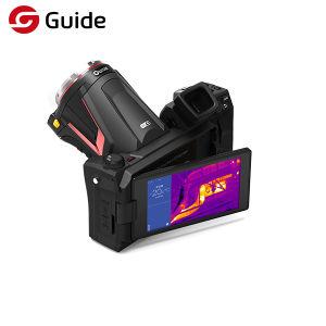 Führungs-Serie-Handinfrarotkamera-Wärmebildgebung-Kamera-Digital-Thermograph-thermische Kamera mit hoher Auflösung IR und Sichtdarstellung