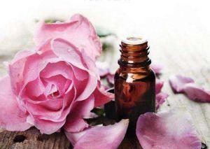 100%Pure huile essentielle d'huile de rose
