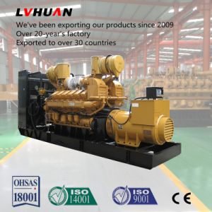 Gerador de gás natural 700kw para instalação eléctrica GNL GNC GPL pipeline de metano e gás de estação de gás para a Rússia Usina a Gás