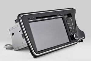 Honda 시 Lh 6905를 위한 2014 가장 새로운 9 Inch Touch Screen Auto Car GPS/DVD Navigation