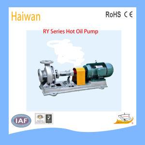 Pompa di olio caldo, tipo centrifugo della pompa di olio caldo di raffreddamento ad aria (LQRY)