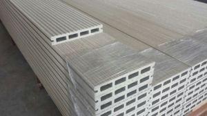 Um deck composto à prova de água branca Ocox piso (H023147)