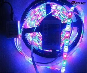 Tira impermeável Wearable do diodo emissor de luz do RGB da tira Bendable flexível elevada do diodo emissor de luz