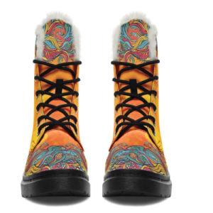 Dropshipping Confy de gros solides de haute qualité Design Fashion Bottes durables