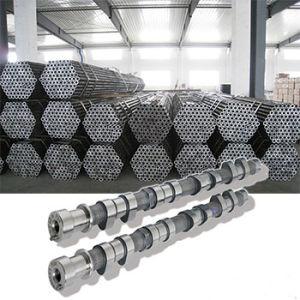 Seamless trafilato a freddo Steel Pipe per Camshaft, Made di S45c