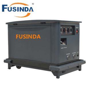 Fusinda 16kw/15kw/17kw Tri combustible (gas/NG/Gasolina) tipo de generador de espera silenciosa