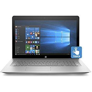 Ноутбук HP Envy 17t сенсорный экран 17.3 Full HD - 8-го поколения Intel Core i7-8550u с тактовой частотой до 4,0 Ггц, 32 ГБ памяти и твердотельный накопитель емкостью 4 Тбайт, 4 ГБ с Nvidia Geforce Mx150 Graphics