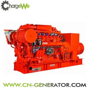 Cilindro 8 in linea gruppo elettrogeno del motore diesel di 3 fasi