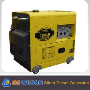 Gerador Diesel silenciosa de boa qualidade para vender
