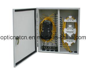 Металлические открытый оптоволоконный распределительная коробка для настенного крепления корпусов