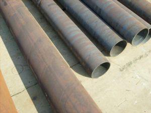 縦方向の溶接された鋼管