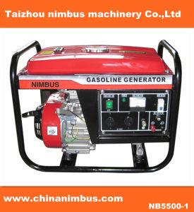 3kw/Essence Essence Portable ce générateur de puissance pour utilisation à domicile
