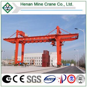 Pórtico Crane Double Girder Crane Type, Lifting Container en Port