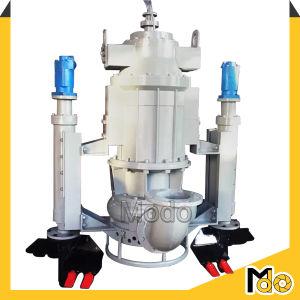 Pompa sommergibile centrifuga della ghiaia della sabbia dei residui degli agitatori