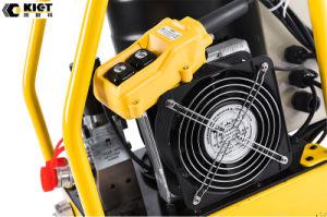 Pompa idraulica guidata elettrica di grande dell'olio capienza del serbatoio per la chiave di coppia di torsione idraulica